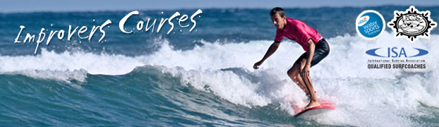 Quiksilver Surfschool Fuerteventura - Improvers Course
