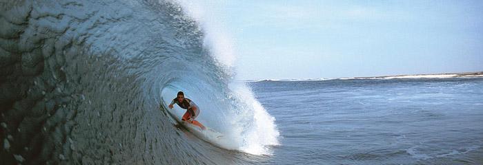 Surfer aux canaries